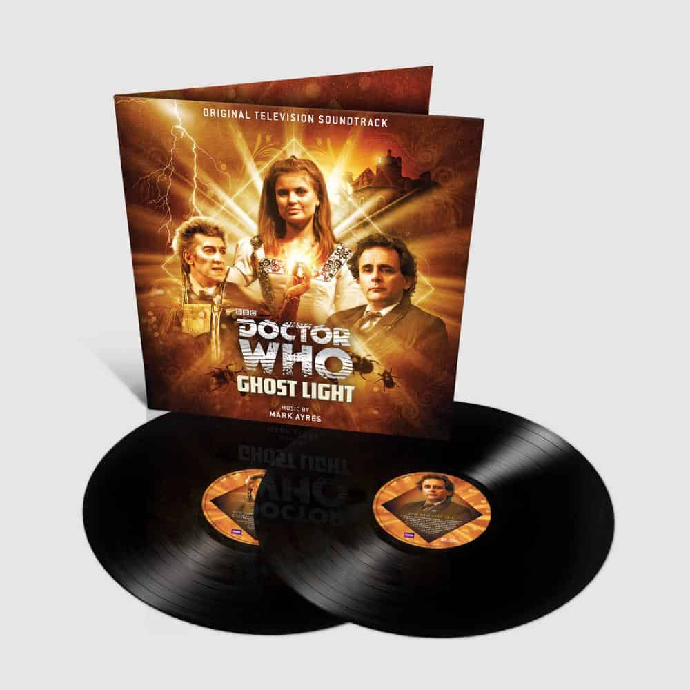 Buy Online Doctor Who Soundtrack - Ghost Light