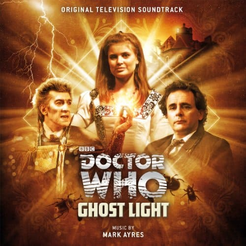 Buy Online Doctor Who Soundtrack - Doctor Who - Ghost Light - Ost