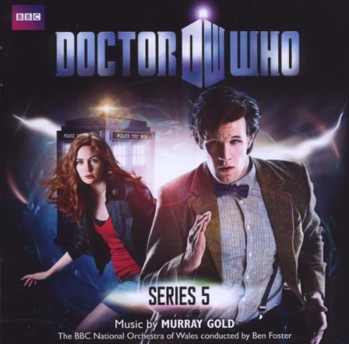 Buy Online Doctor Who Soundtrack - Doctor Who Series 5