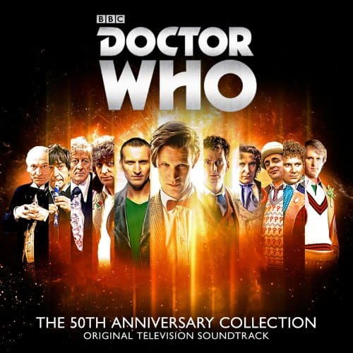 Buy Online Various Artists - Doctor Who - The 50th Anniversary