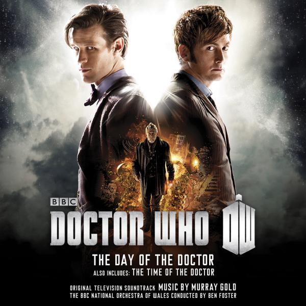 Buy Online Doctor Who Soundtrack - Doctor Who The Day Of The Doctor / The Time Of The Doctor