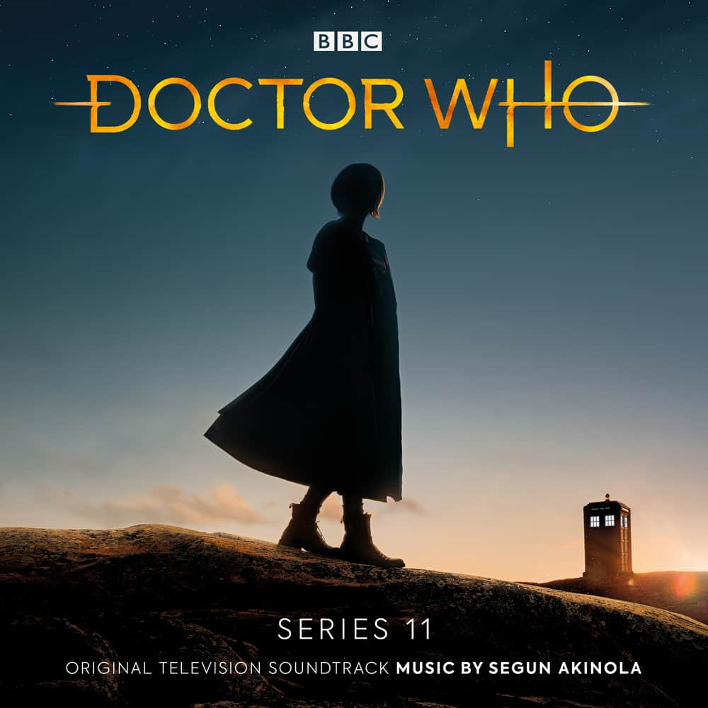Buy Online Doctor Who Soundtrack - Doctor Who: Series 11 - Original TV Soundtrack - CD