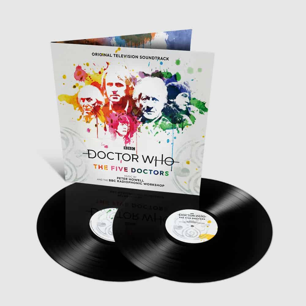 Buy Online Peter Howell - Doctor Who: The Five Doctors