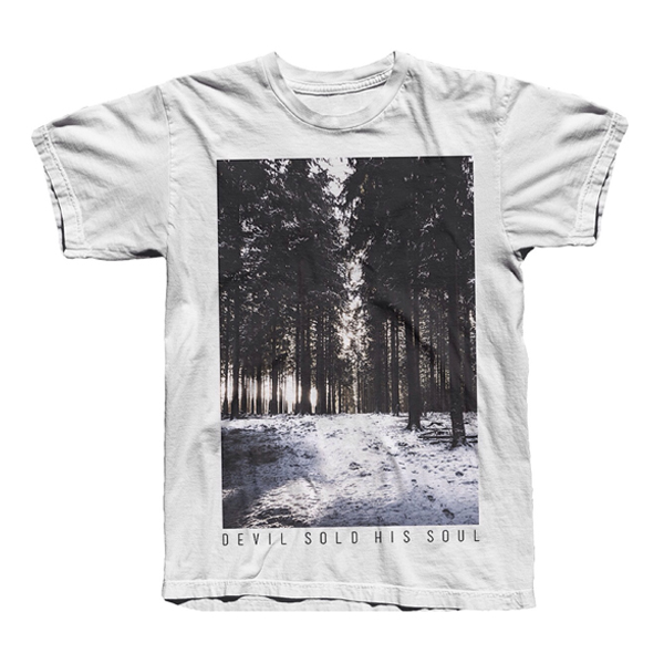 Buy Online Devil Sold His Soul - Trees T-Shirt
