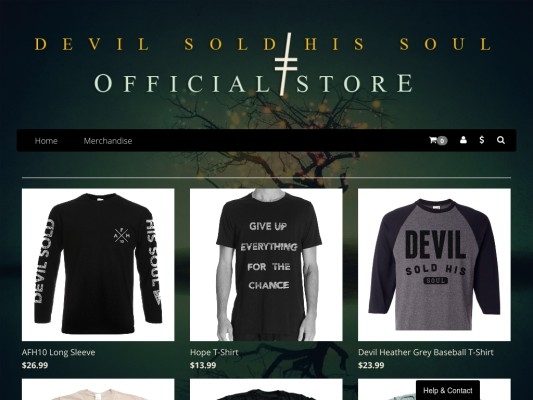 Devil Sold His Soul
