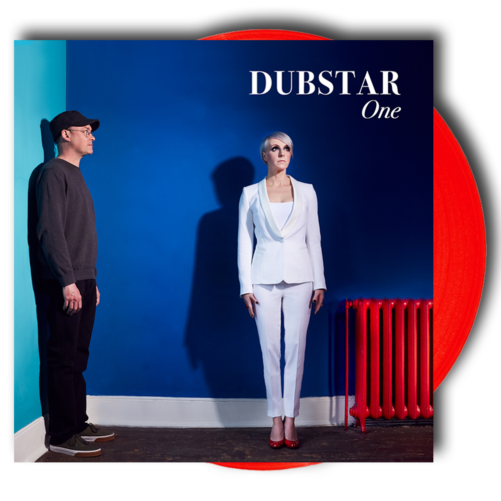 Buy Online Dubstar - Signed One Gatefold Coloured and Numbered Vinyl
