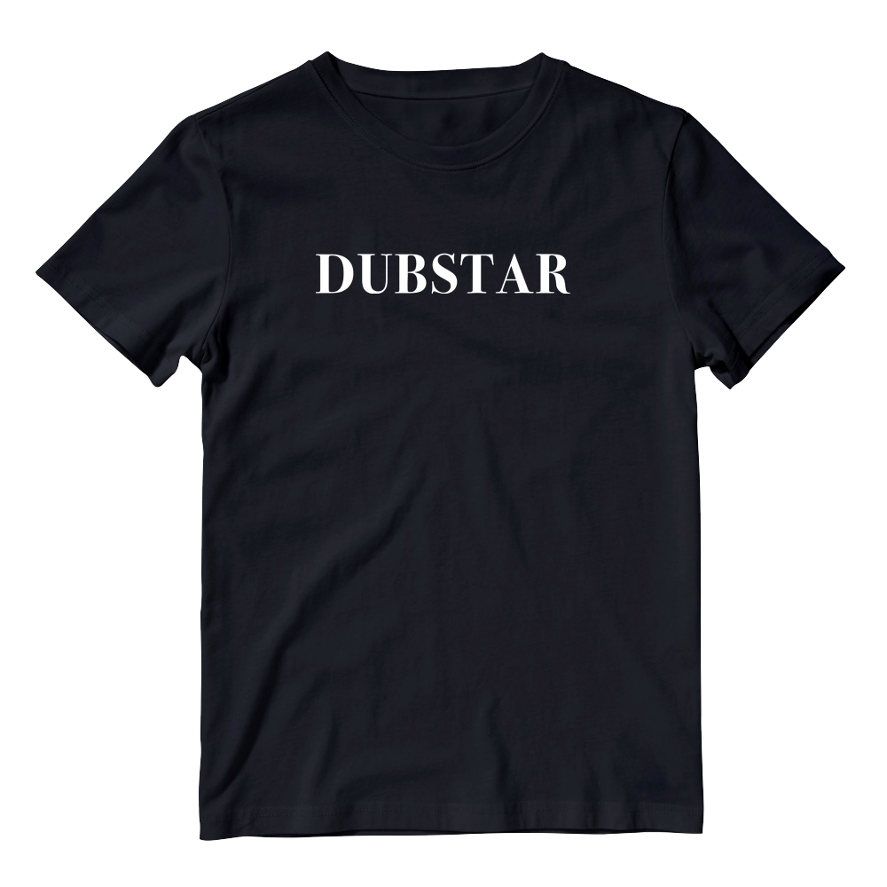 Buy Online Dubstar - Black Dubstar T-Shirt