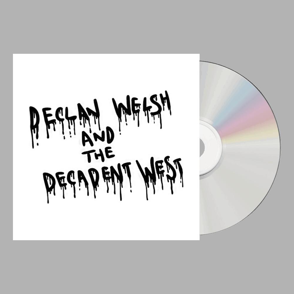 Buy Online Declan Welsh & The Decadent West - Live CD EP