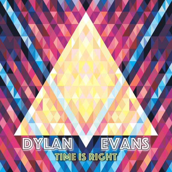 Buy Online Dylan Evans - Time Is Right CD1 (Signed)