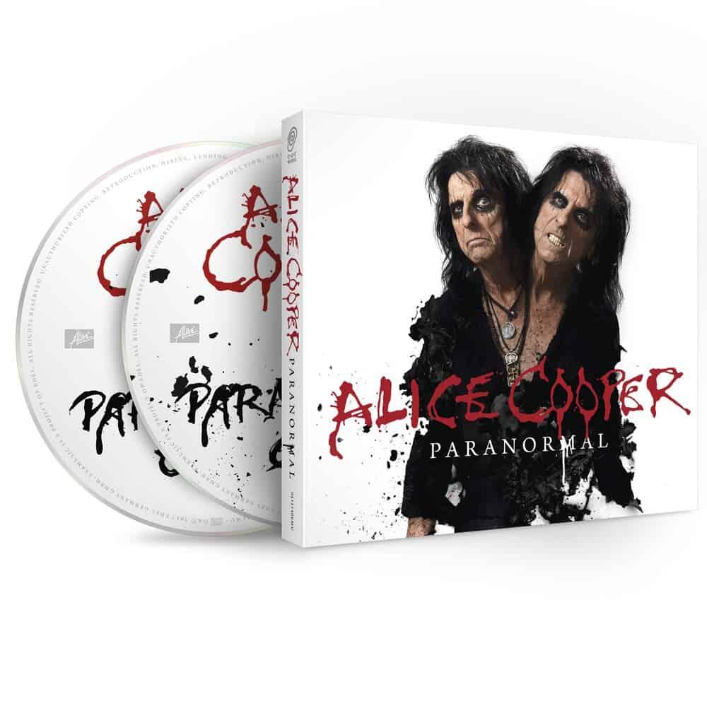 Buy Online Alice Cooper - Paranormal 2 CD Digipack