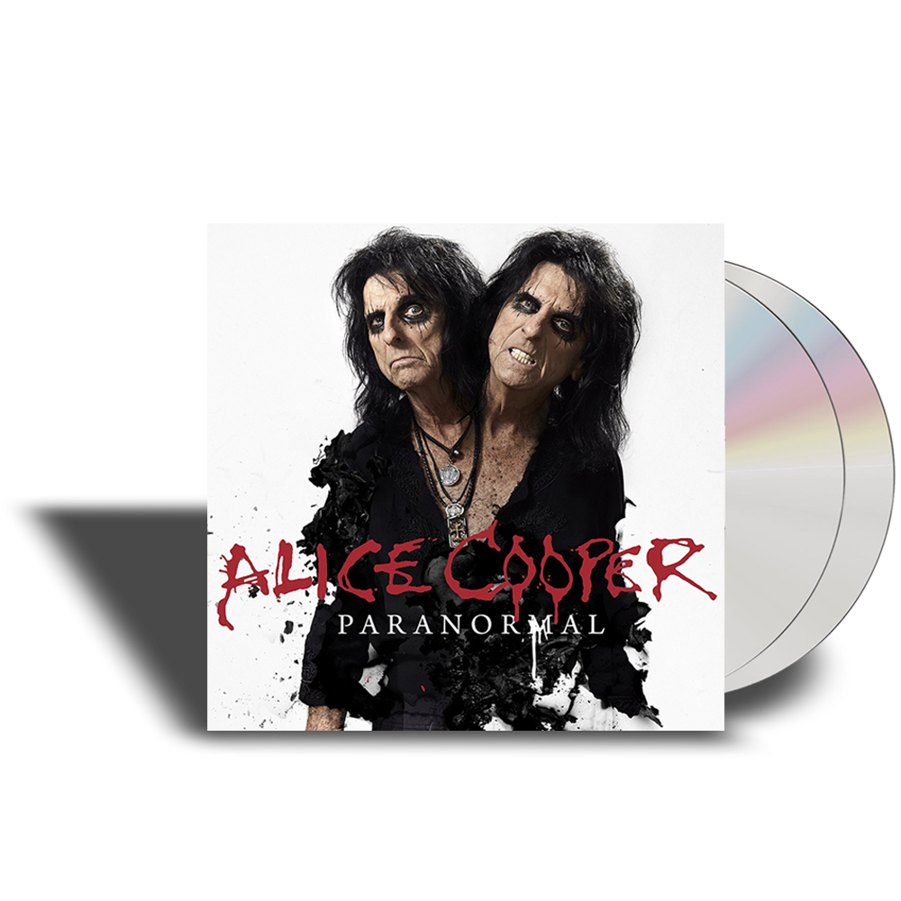 Buy Online Alice Cooper - Paranormal 2 CD Digipack