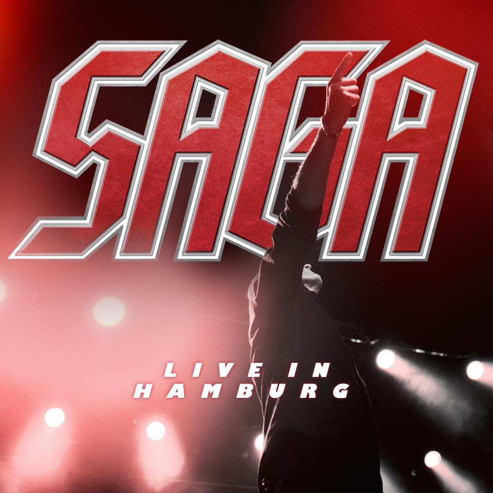 Buy Online SAGA - Live in Hamburg