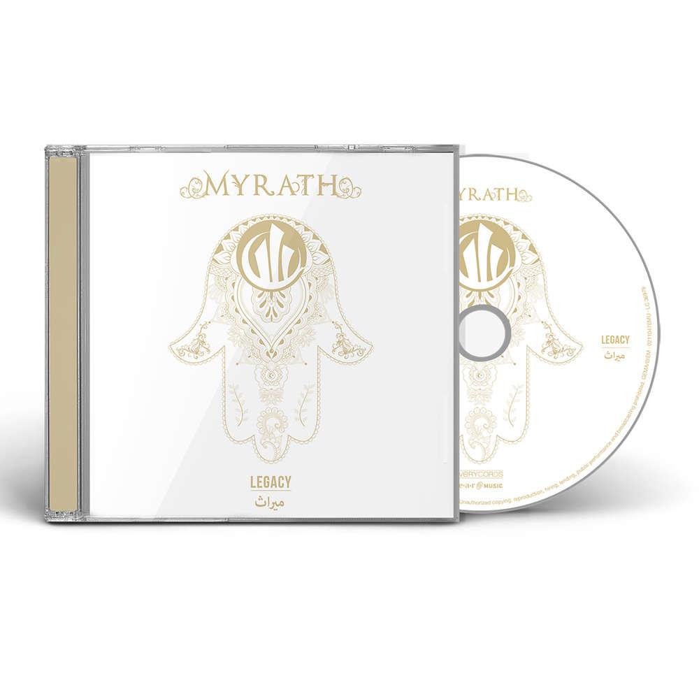 Buy Online Myrath - Legacy (CD Jewelcase)