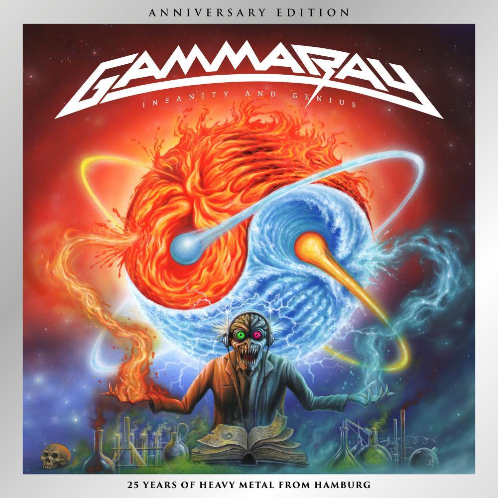 Buy Online Gamma Ray - Insanity And Genius (Anniversary Edition)