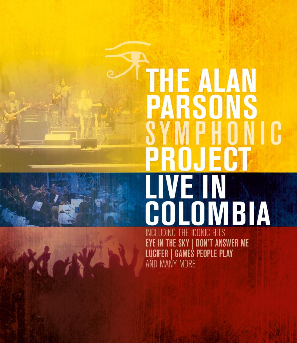 Buy Online Alan Parsons Symphonic Project - Live In Colombia