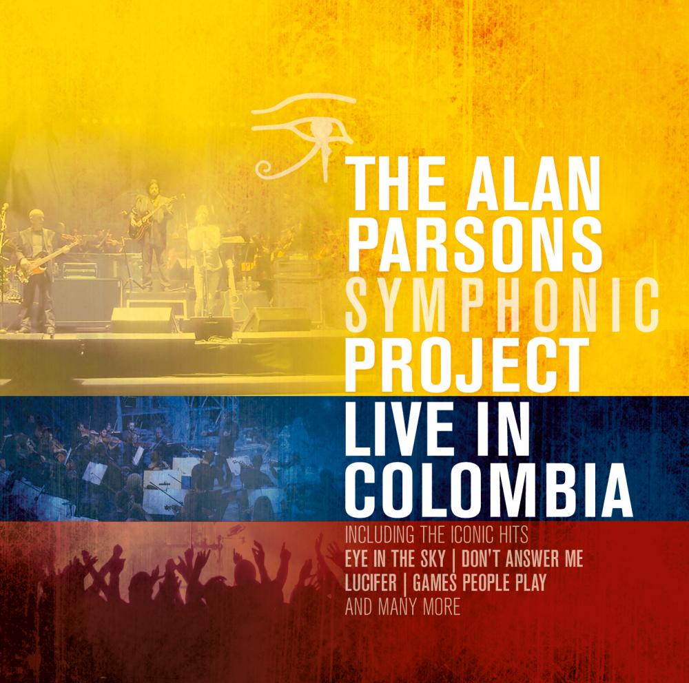 Buy Online Alan Parsons Symphonic Project - Live in Colombia (2CD Digipak)