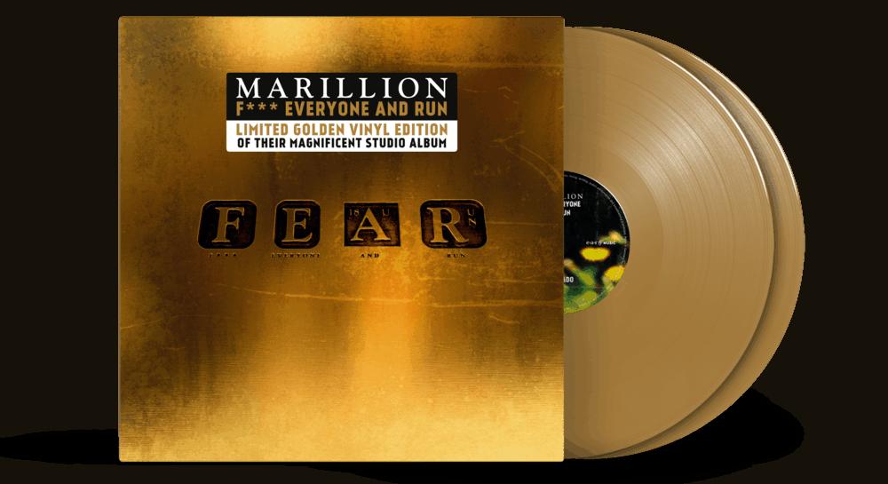 Buy Online Marillion - Fuck Everyone And Run (F E A R) (2LP Gatefold)