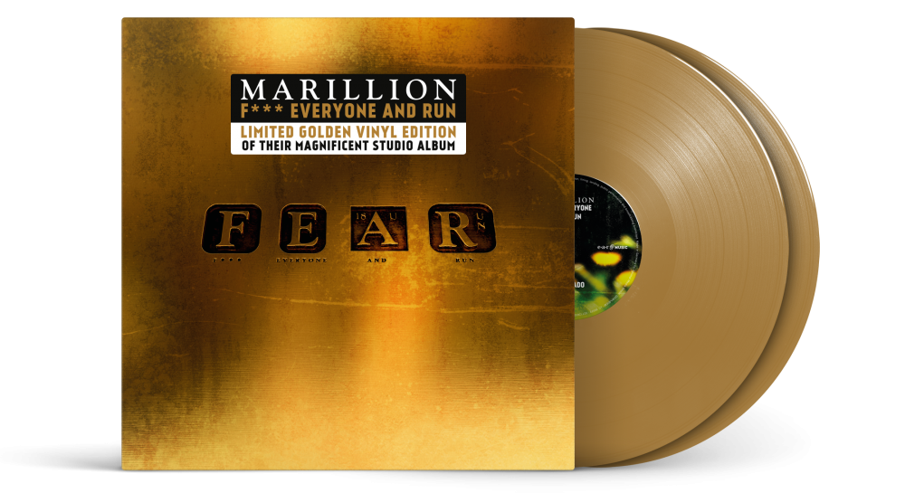 Buy Online Marillion - Fuck Everyone And Run (F E A R) (CD Digipak)