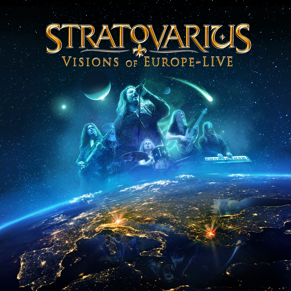Buy Online Stratovarius - Visions Of Europe (Reissue 2016) (2CD Digipak)