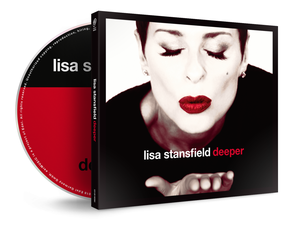 Buy Online Lisa Stansfield - Deeper (CD Digipak)