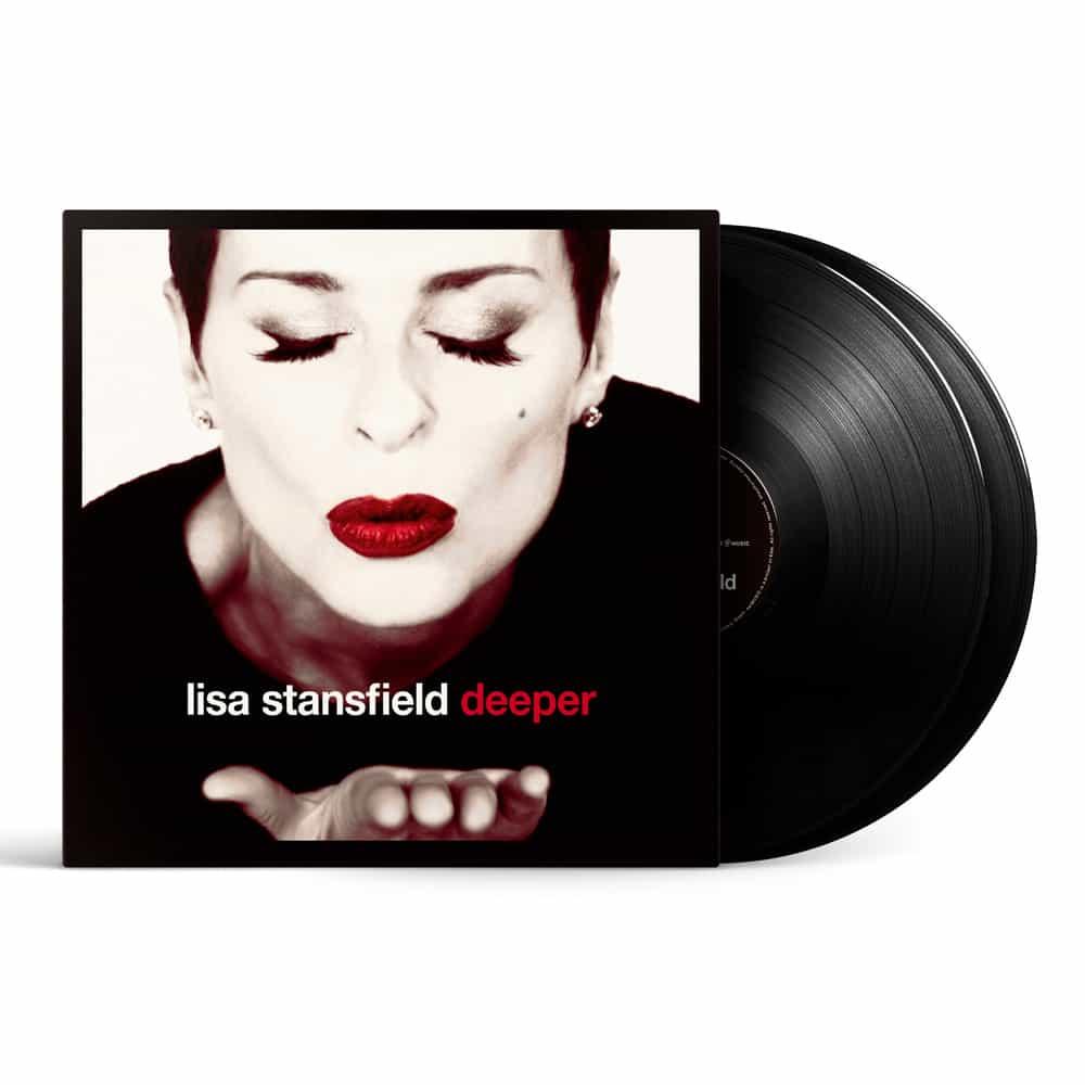 Buy Online Lisa Stansfield - Deeper (LP + Download)