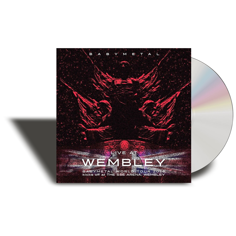 Buy Online Babymetal - Live at Wembley CD