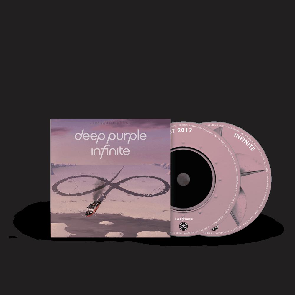Buy Online Deep Purple - inFinite Gold Edition