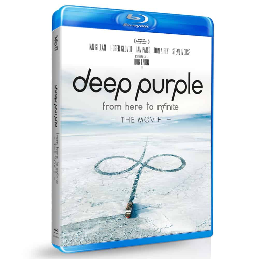Buy Online Deep Purple - From Here To inFinite Blu-ray