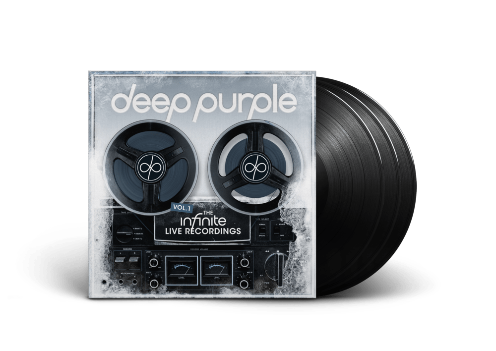 Buy Online Deep Purple - The inFinite Live Recordings, Vol. 1