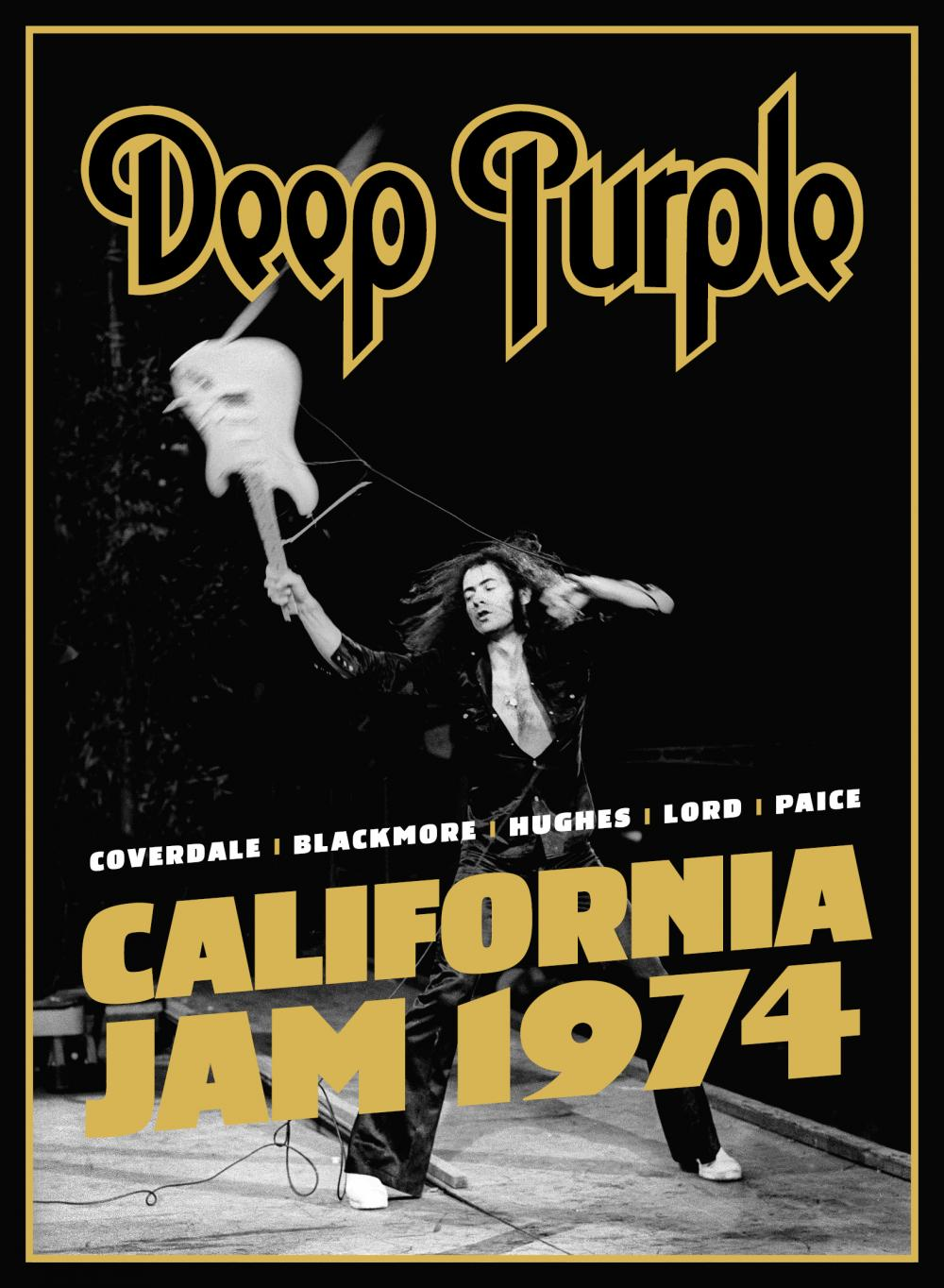 Buy Online Deep Purple - California Jam '74 DVD