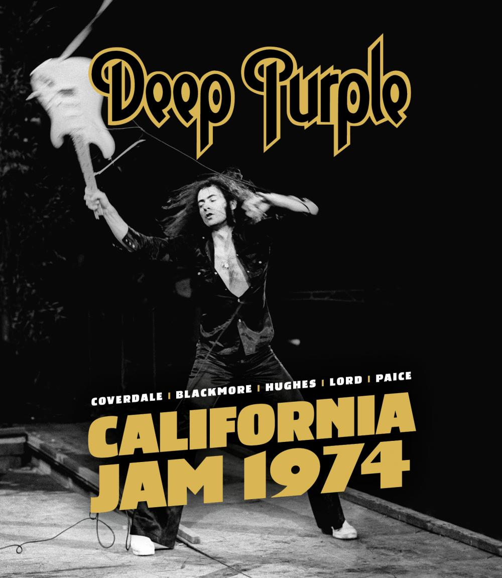 Buy Online Deep Purple - California Jam '74 Blu-Ray