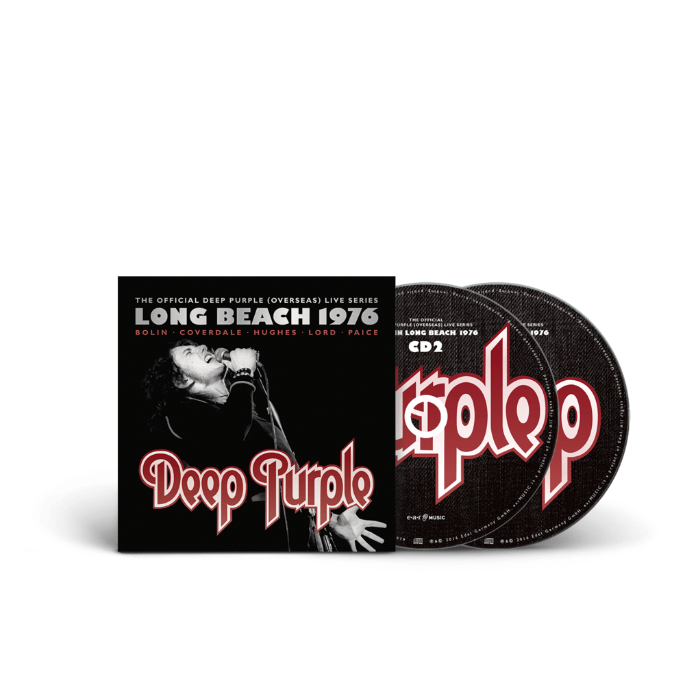 Buy Online Deep Purple - Long Beach 1976