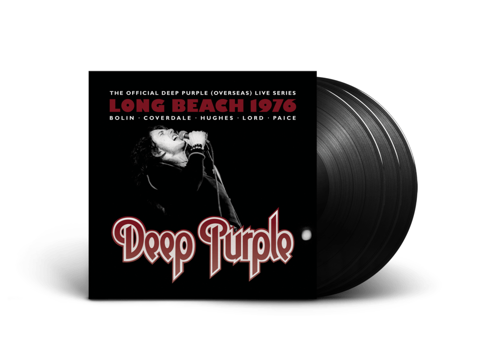 Buy Online Deep Purple - Long Beach 1976