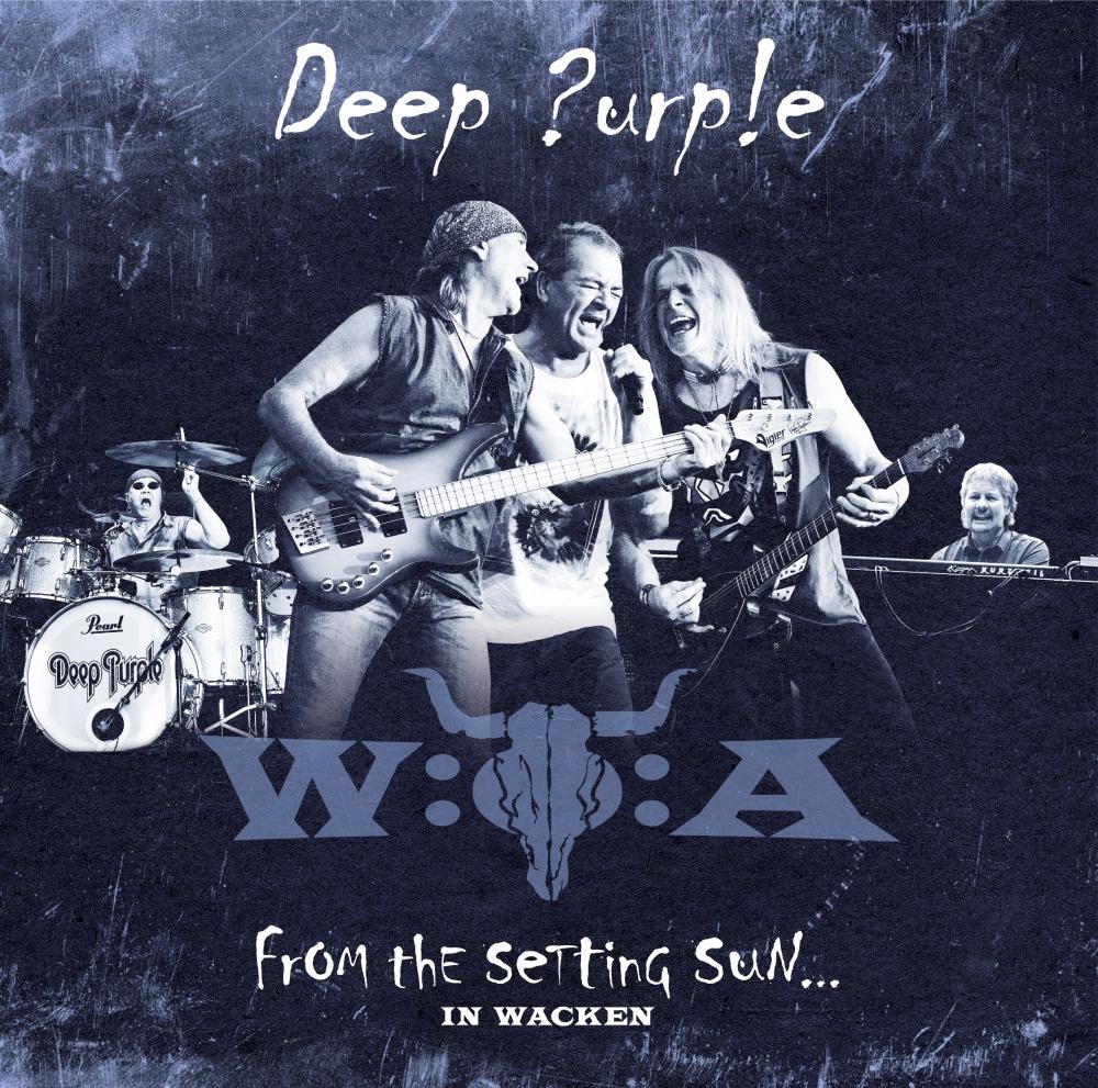 Buy Online Deep Purple - From The Setting Sun... (In Wacken) Double CD