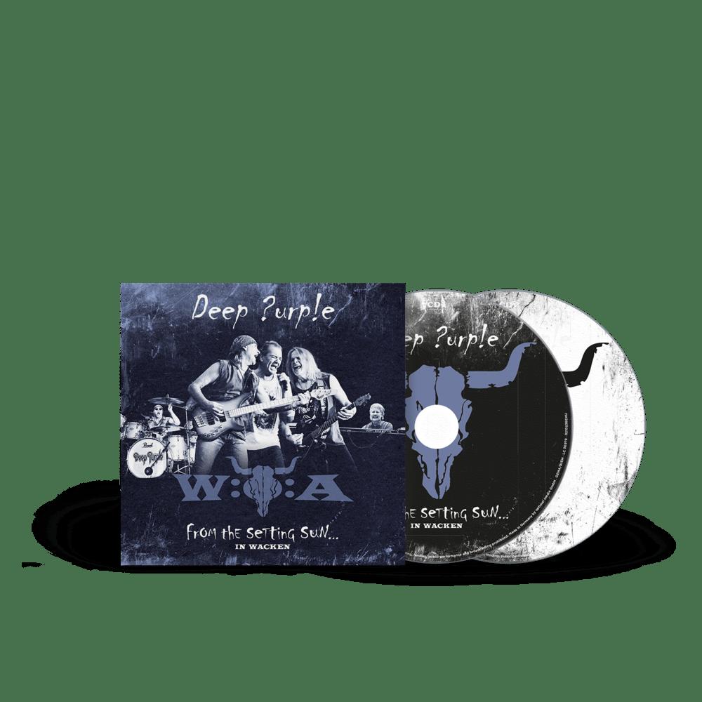 Buy Online Deep Purple - From The Setting Sun... (In Wacken) (Deluxe 2CD)
