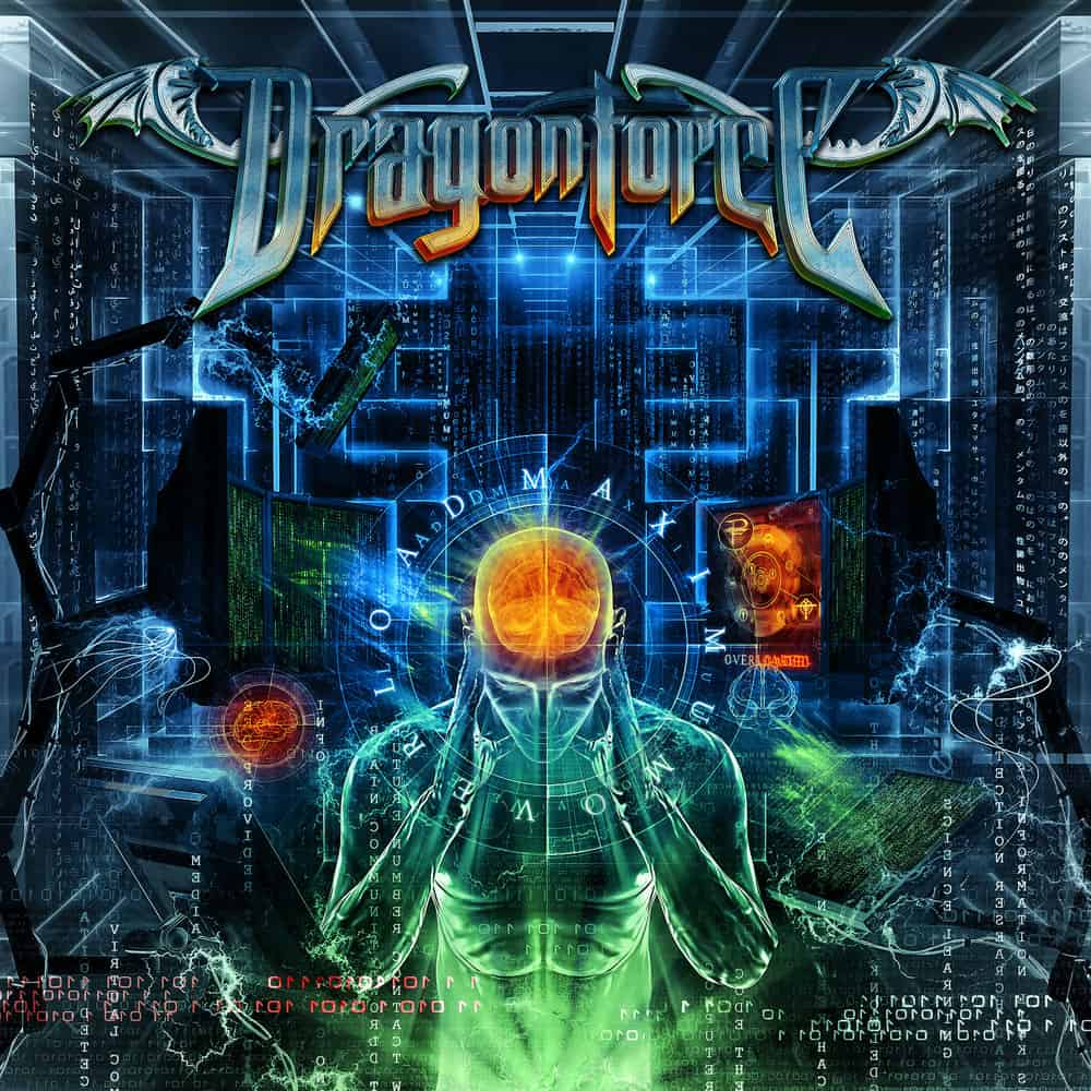 Buy Online Dragonforce - Maximum Overload Vinyl