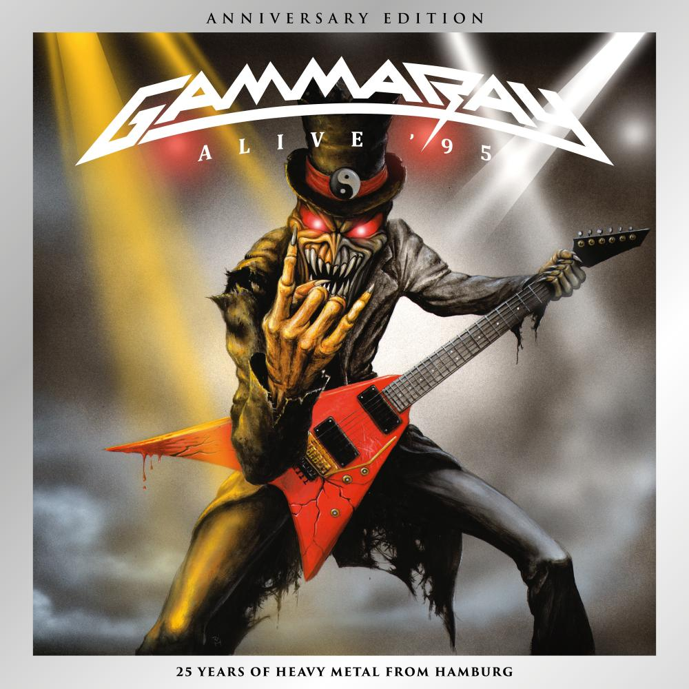 Buy Online Gamma Ray - Alive '95 (Anniversary Edition)