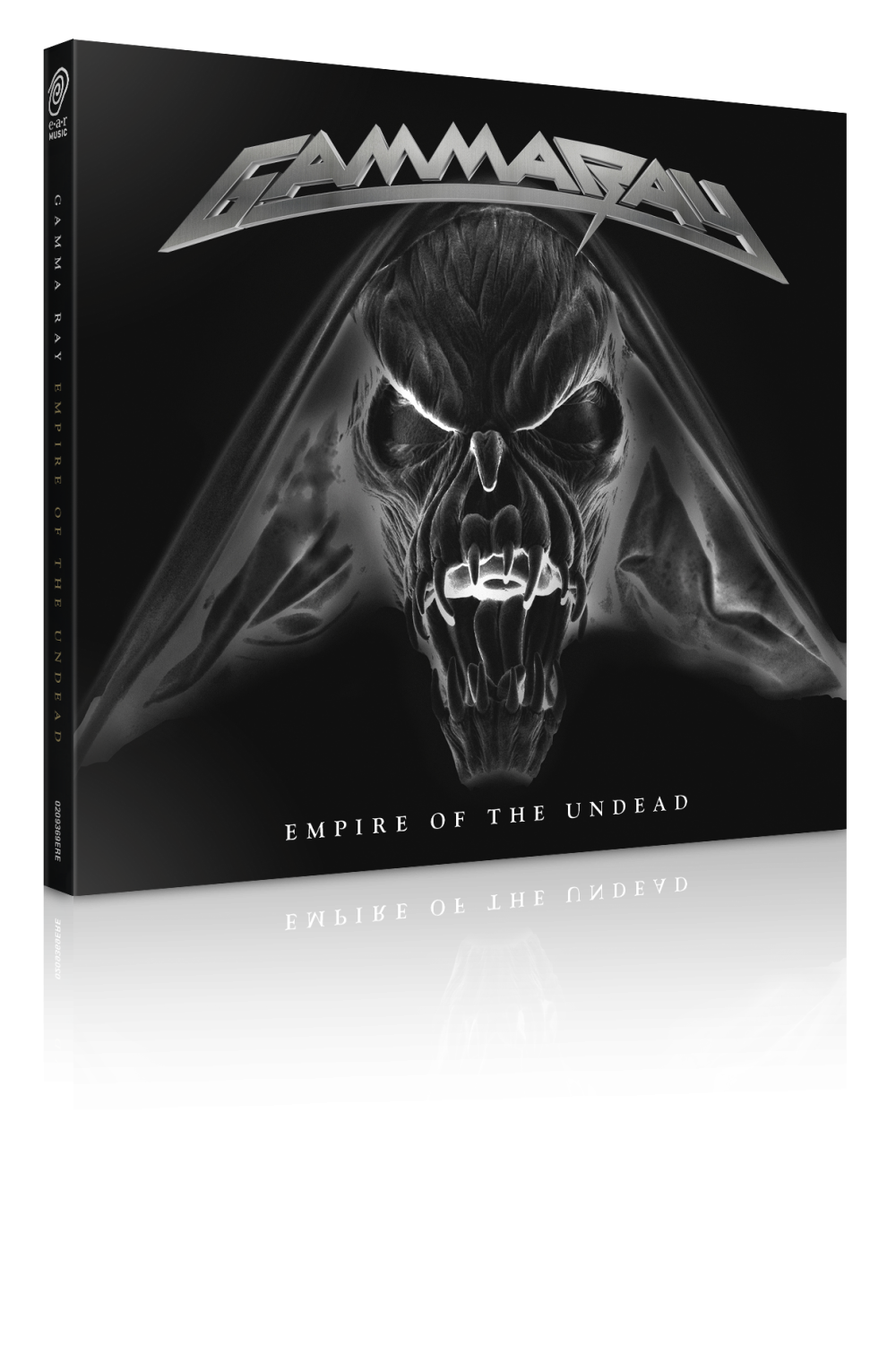 Buy Online Gamma Ray - Empire Of The Undead CD