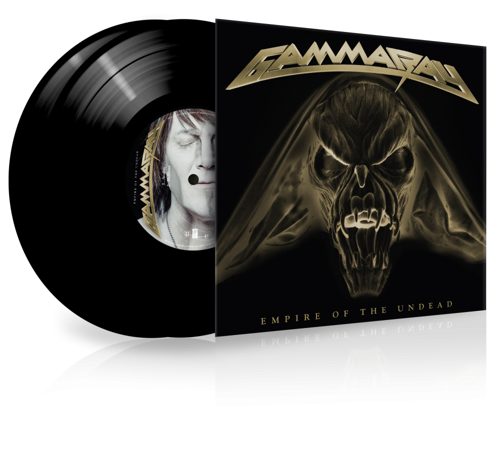 Buy Online Gamma Ray - Empire Of The Undead