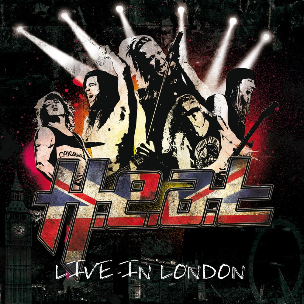 Buy Online H.E.A.T - Live In London