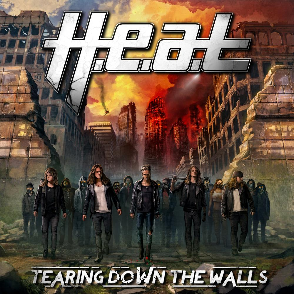Buy Online H.E.A.T - Tearing Down The Walls