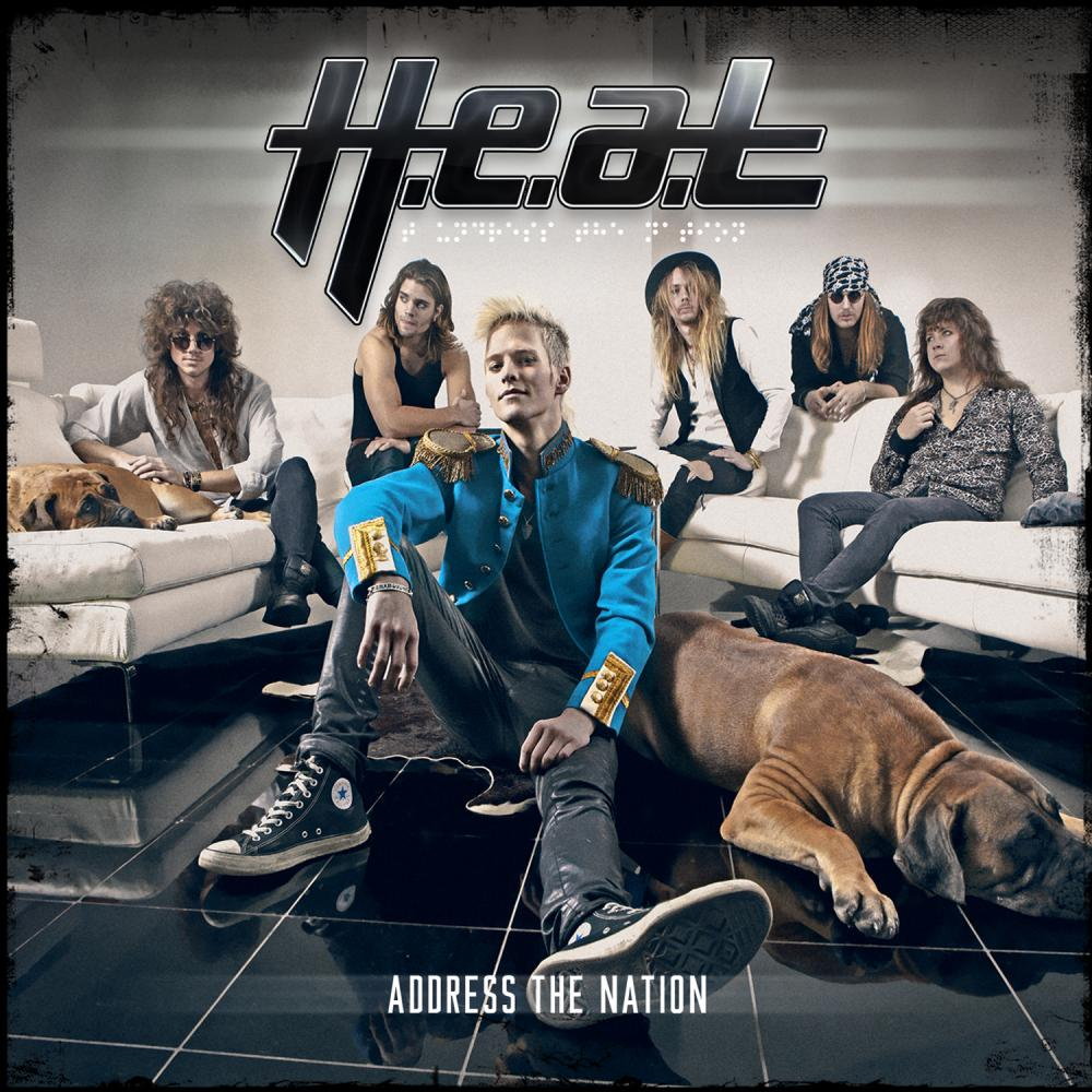 Buy Online H.E.A.T - Address the Nation CD