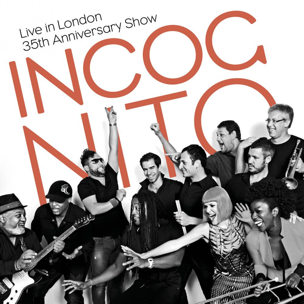 Buy Online Incognito - Live In London - 35th Anniversary Show