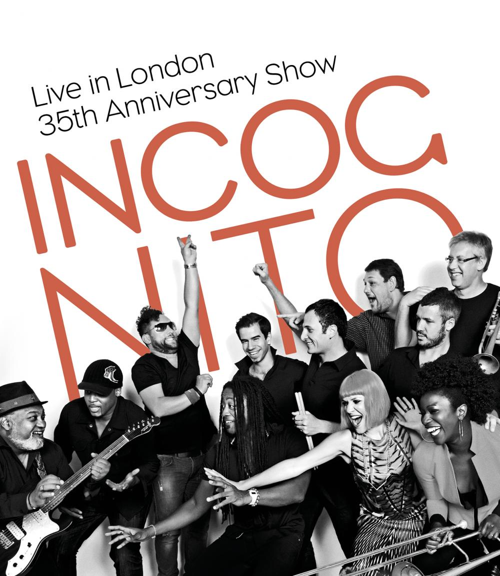 Buy Online Incognito - Live In London - 35th Anniversary Show Blu-ray