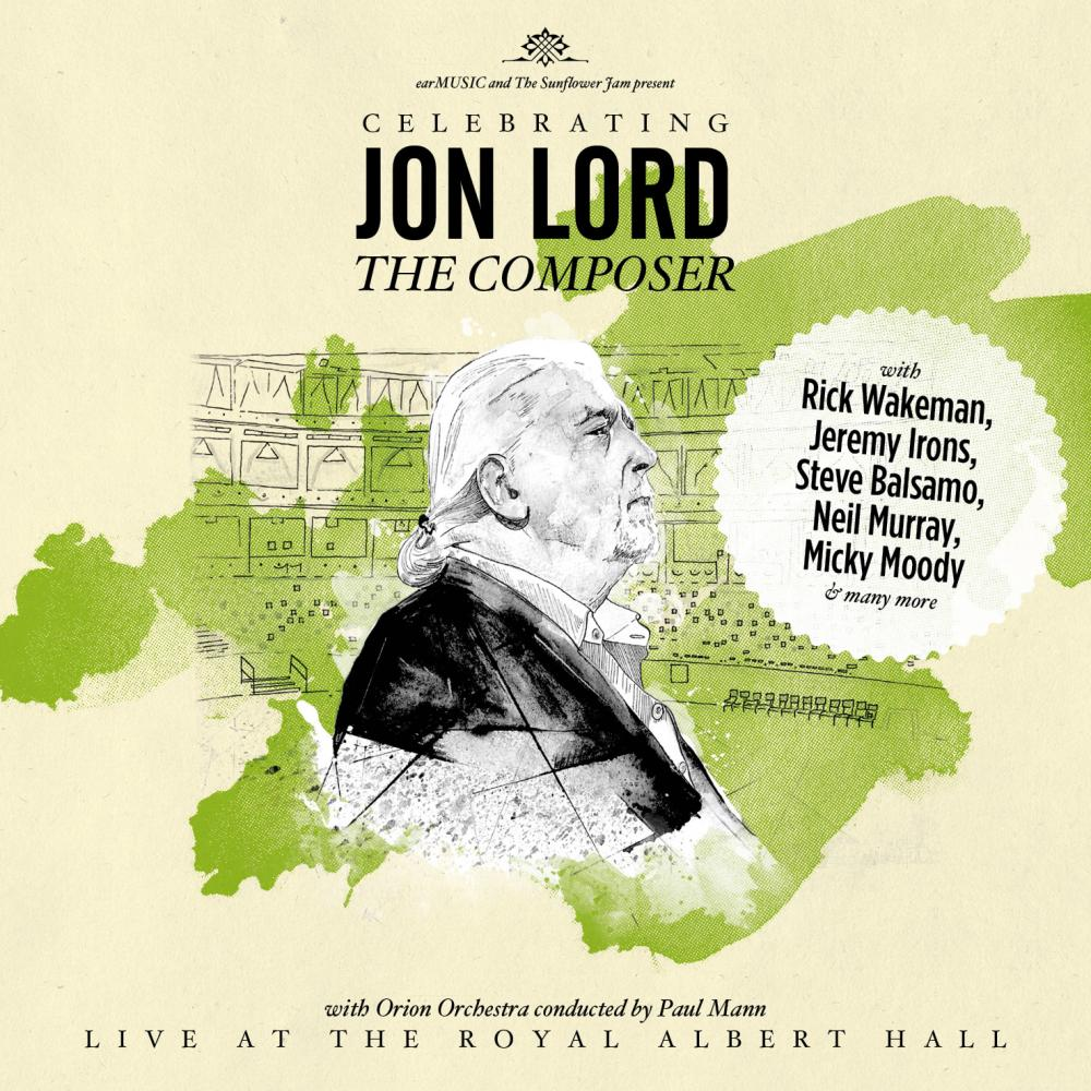 Buy Online Jon Lord - Celebrating Jon Lord - The Composer  CD