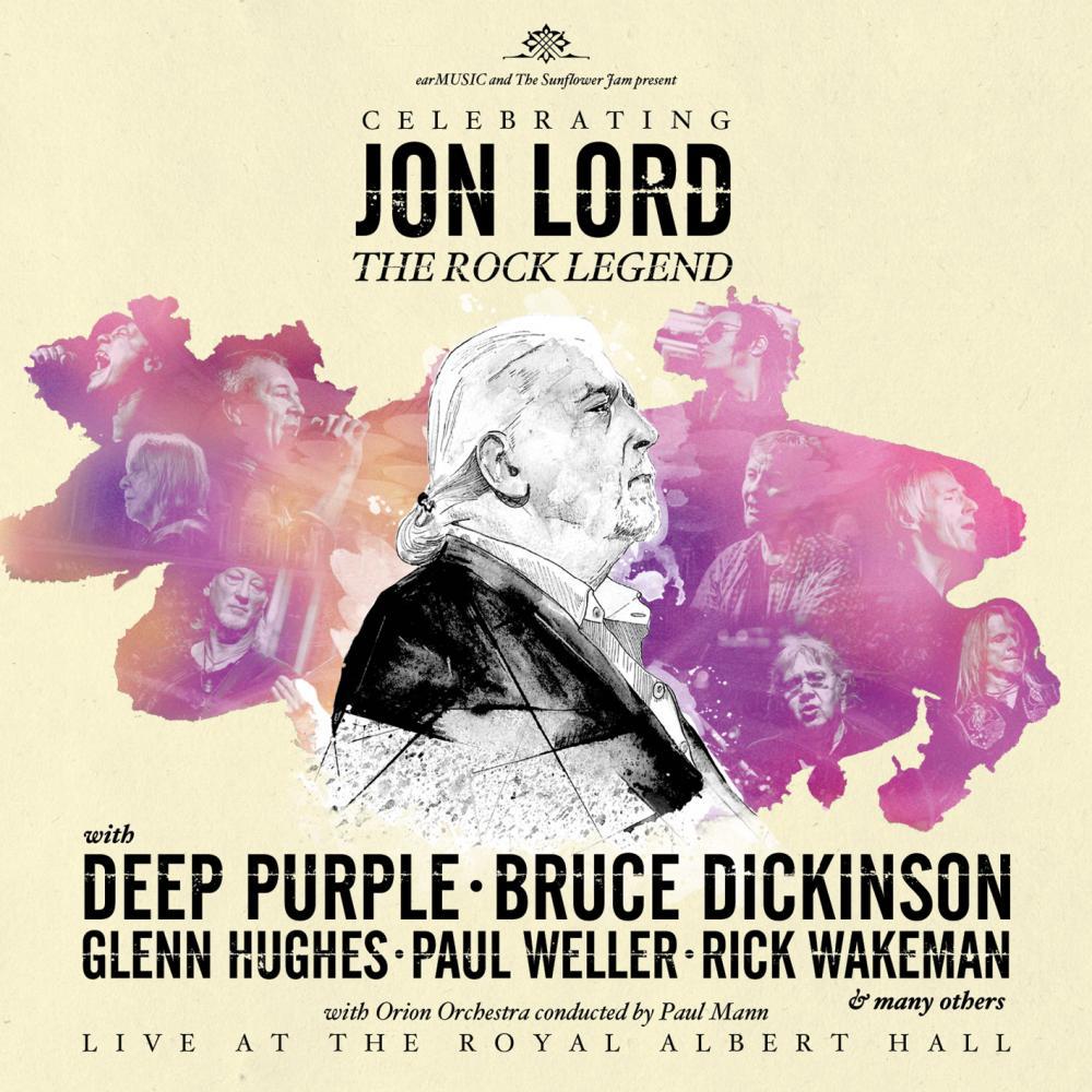Buy Online Jon Lord - Celebrating Jon Lord  -The Rock Legend