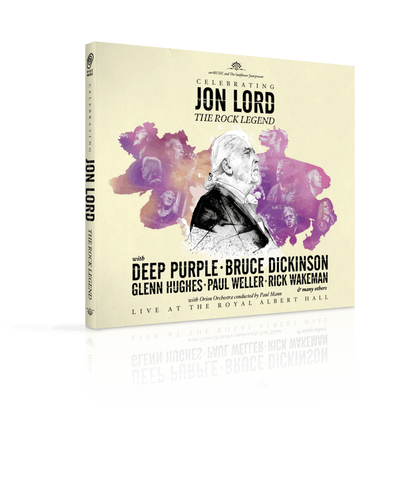 Buy Online Jon Lord - Celebrating Jon Lord  - The Rock Legend