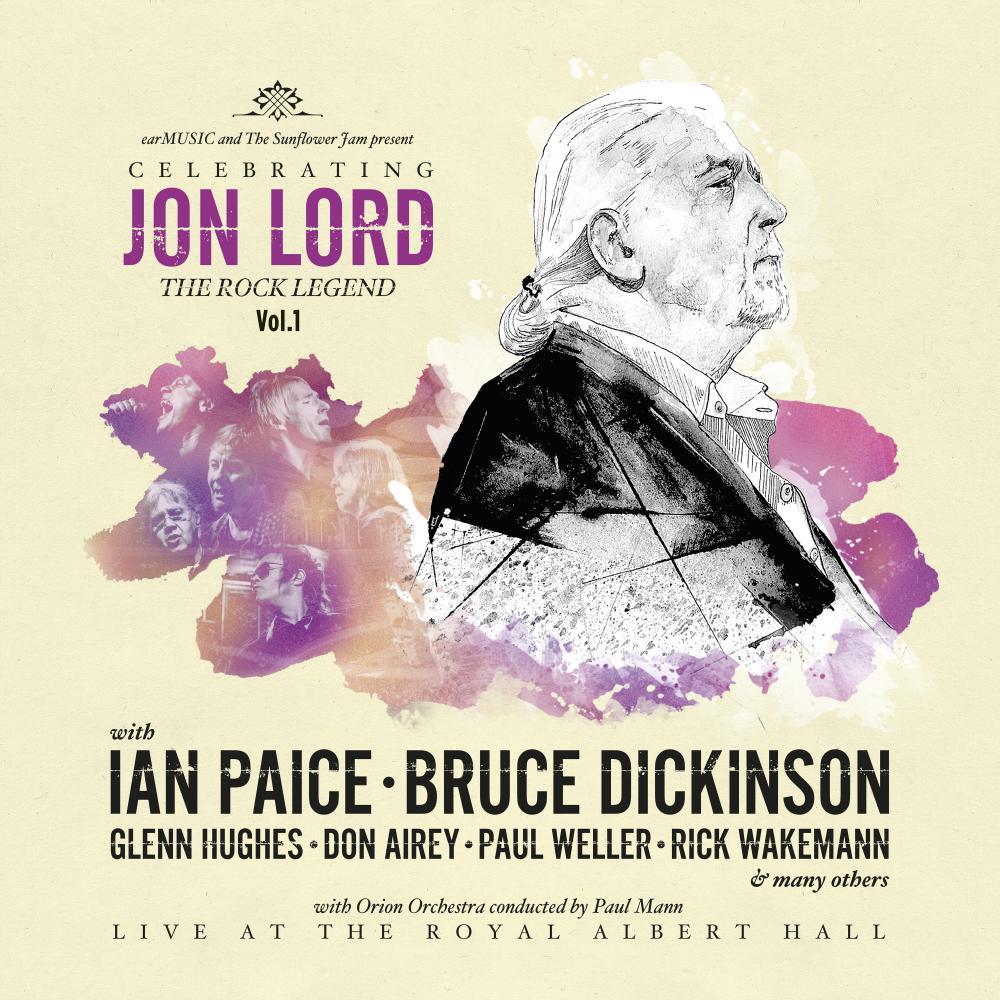 Buy Online Jon Lord - Celebrating Jon Lord - The Rock Legend Vol.1