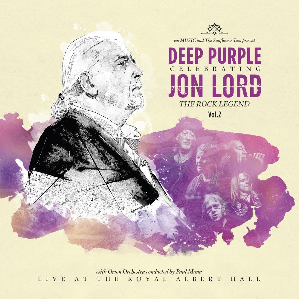 Buy Online Jon Lord - Celebrating Jon Lord - The Rock Legend Vol.2