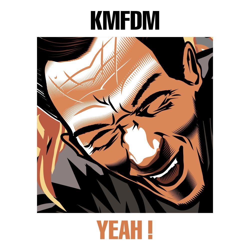 Buy Online KMFDM - YEAH !